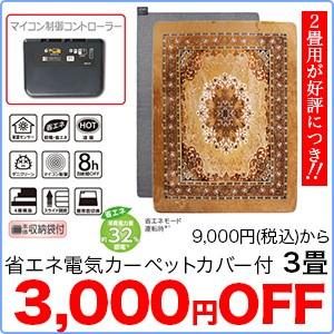 リフォン 電気カーペット3000円Offクーポン!