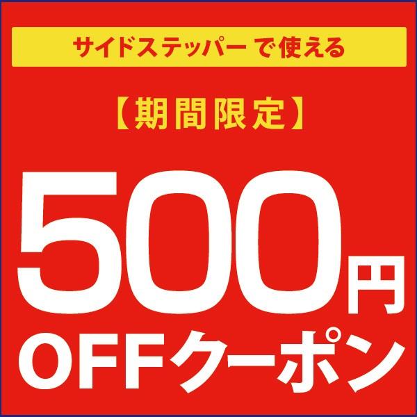 サイドステッパー 初夏のエクササイズ応援キャンペーン 500円オフクーポン