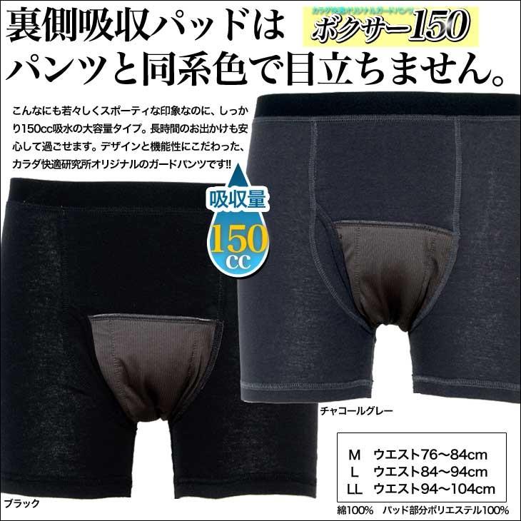 尿漏れパンツ