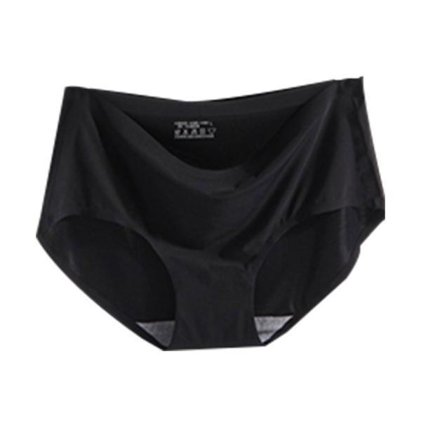 ショーツ パンツ 下着 シームレス レディース ノーマル 女性用 ストレッチ  コットン ホワイト ブラック フィット感 ズレにくい 上品 インナー一部予約 一部予約|karei-fuku|24