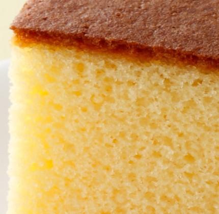 チーズケーキを超えたカステラ