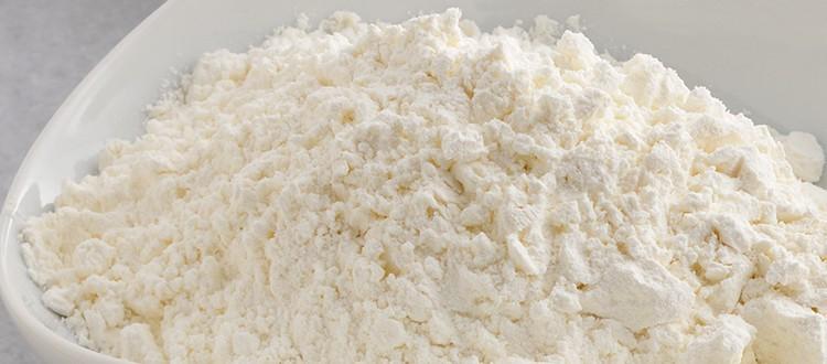 専用の小麦粉を使用