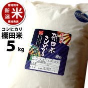 棚田米コシヒカリ5kg