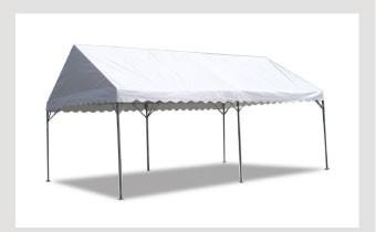 集会用テント姿図