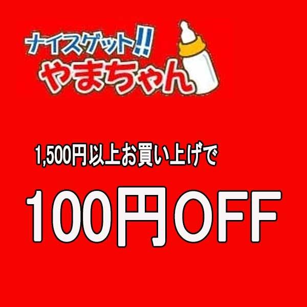ナイスゲットやまちゃん100円引きクーポン