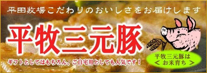 平田牧場 三元豚 金華豚 ギフト 無添加
