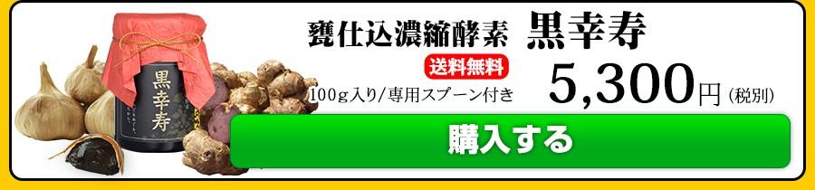 スタミナ 生酵素 黒幸寿