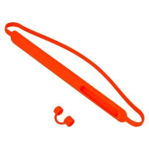 ラスタバナナ Apple Pencil ケース/カバー ソフト シリコン バンド付き キャップホルダー 第1世代/第2世代対応 アップルペンシル|keitai-kazariya|08