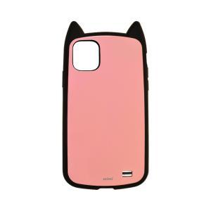 ラスタバナナ iPhone11 Pro ケース カバー ハイブリッド VANILLA PACK mimi 猫耳 ネコミミ アイフォン スマホケース keitai-kazariya 17