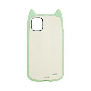 ラスタバナナ iPhone11 Pro ケース カバー ハイブリッド VANILLA PACK mimi 猫耳 ネコミミ アイフォン スマホケース keitai-kazariya 23