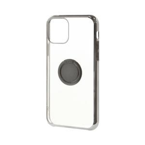 ラスタバナナ iPhone11 ケース カバー ハード トライタン スマホリング付き メタルフレーム アイフォン スマホケース keitai-kazariya 16