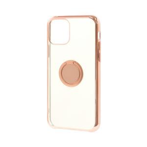 ラスタバナナ iPhone11 ケース カバー ハード トライタン スマホリング付き メタルフレーム アイフォン スマホケース keitai-kazariya 19