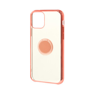 ラスタバナナ iPhone11 ケース カバー ハード トライタン スマホリング付き メタルフレーム アイフォン スマホケース keitai-kazariya 20