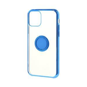ラスタバナナ iPhone11 ケース カバー ハード トライタン スマホリング付き メタルフレーム アイフォン スマホケース keitai-kazariya 22