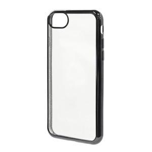 ラスタバナナ iPhone8 iPhone7 iPhone6s ケース カバー ソフト TPU 耐衝撃吸収 サイドメッキ メタルフレーム ラメ キラキラ アイフォン スマホケース keitai-kazariya 11
