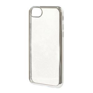ラスタバナナ iPhone8 iPhone7 iPhone6s ケース カバー ソフト TPU 耐衝撃吸収 サイドメッキ メタルフレーム ラメ キラキラ アイフォン スマホケース keitai-kazariya 12