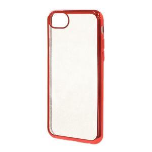 ラスタバナナ iPhone8 iPhone7 iPhone6s ケース カバー ソフト TPU 耐衝撃吸収 サイドメッキ メタルフレーム ラメ キラキラ アイフォン スマホケース keitai-kazariya 15