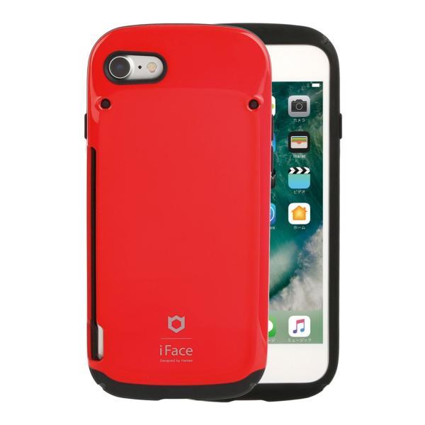 スマホケース iFace アイフェイス iphone7 iPhone8 ケース アイホン8 アイフォン7 ケース カード収納  カバー|keitai|09