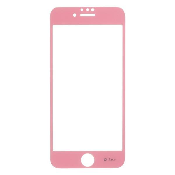 iphone8 ガラスフィルム iface フィルム アイフェイス iphone7 iphone6s iphone6 強化ガラス 液晶保護シート ラウンドエッジ 日本製 keitai 15