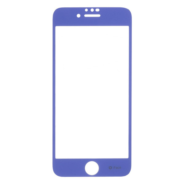 iphone8 ガラスフィルム iface フィルム アイフェイス iphone7 iphone6s iphone6 強化ガラス 液晶保護シート ラウンドエッジ 日本製 keitai 16