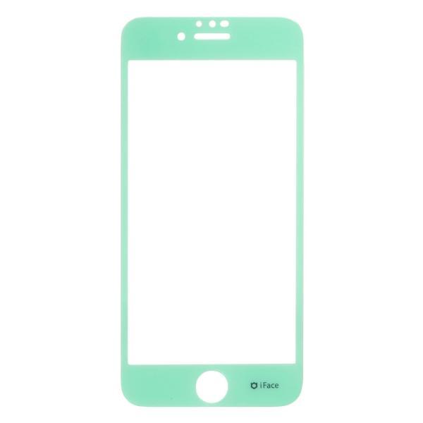 iphone8 ガラスフィルム iface フィルム アイフェイス iphone7 iphone6s iphone6 強化ガラス 液晶保護シート ラウンドエッジ 日本製 keitai 17