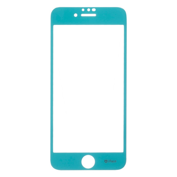iphone8 ガラスフィルム iface フィルム アイフェイス iphone7 iphone6s iphone6 強化ガラス 液晶保護シート ラウンドエッジ 日本製 keitai 18