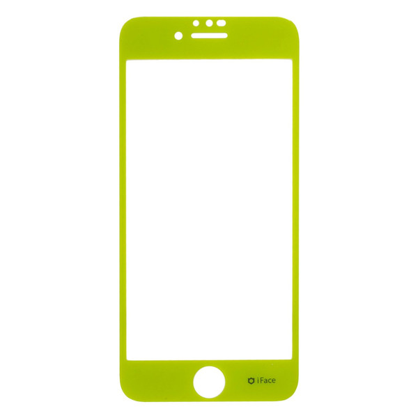 iphone8 ガラスフィルム iface フィルム アイフェイス iphone7 iphone6s iphone6 強化ガラス 液晶保護シート ラウンドエッジ 日本製 keitai 19
