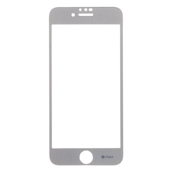iphone8 ガラスフィルム iface フィルム アイフェイス iphone7 iphone6s iphone6 強化ガラス 液晶保護シート ラウンドエッジ 日本製 keitai 22