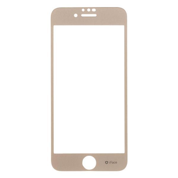 iphone8 ガラスフィルム iface フィルム アイフェイス iphone7 iphone6s iphone6 強化ガラス 液晶保護シート ラウンドエッジ 日本製 keitai 23