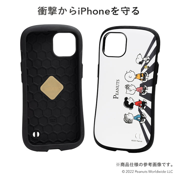 衝撃からiPhoneを守る