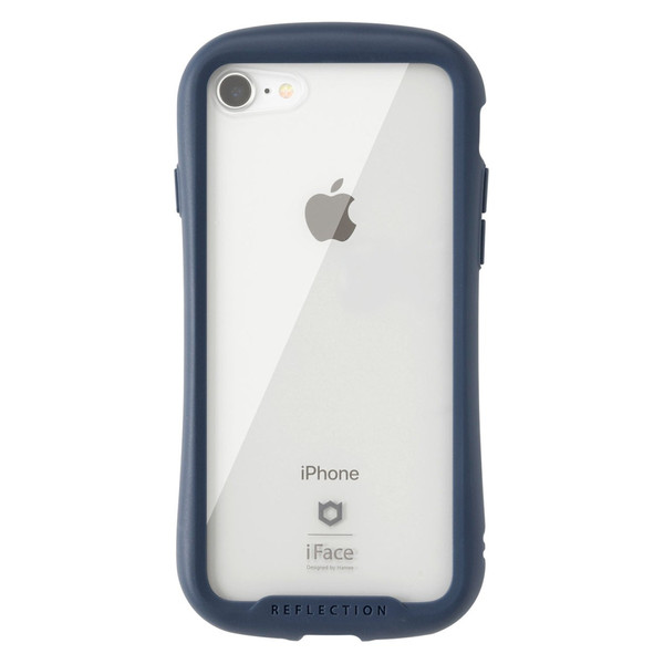 iface クリア 透明 アイフェイス クリア iPhone8 XS/X/XS Max/XR iphone7 ケース 強化ガラス 人気 Reflection|keitai|13