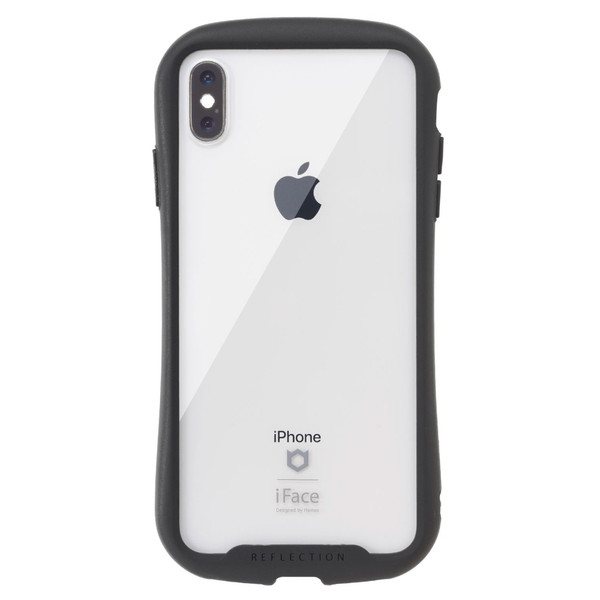 iface クリア 透明 アイフェイス クリア iPhone8 XS/X/XS Max/XR iphone7 ケース 強化ガラス 人気 Reflection|keitai|16