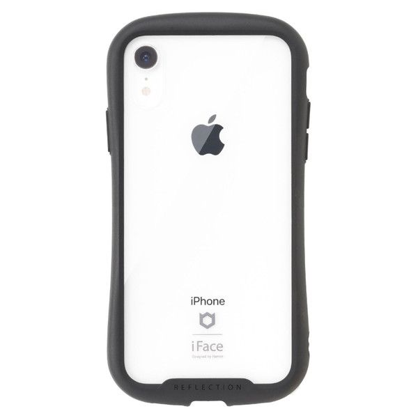 iface クリア 透明 アイフェイス クリア iPhone8 XS/X/XS Max/XR iphone7 ケース 強化ガラス 人気 Reflection|keitai|21