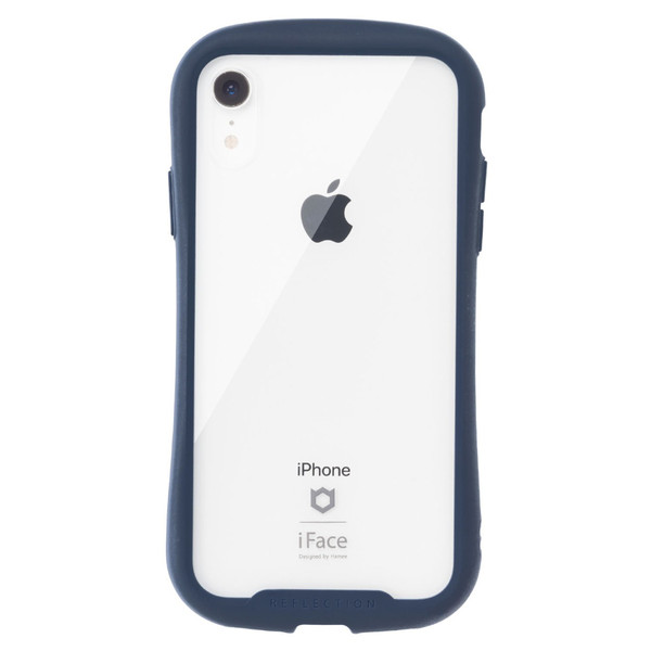 iface クリア 透明 アイフェイス クリア iPhone8 XS/X/XS Max/XR iphone7 ケース 強化ガラス 人気 Reflection|keitai|23