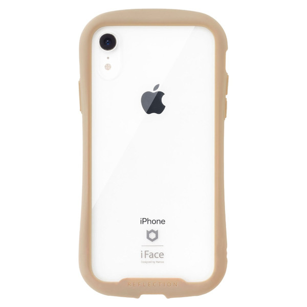 iface クリア 透明 アイフェイス クリア iPhone8 XS/X/XS Max/XR iphone7 ケース 強化ガラス 人気 Reflection|keitai|25