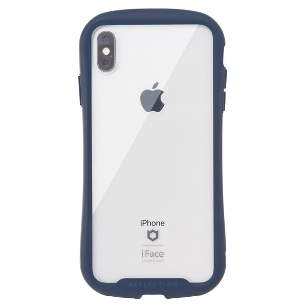iface クリア 透明 アイフェイス クリア iPhone8 XS/X/XS Max/XR iphone7 ケース 強化ガラス 人気 Reflection|keitai|28