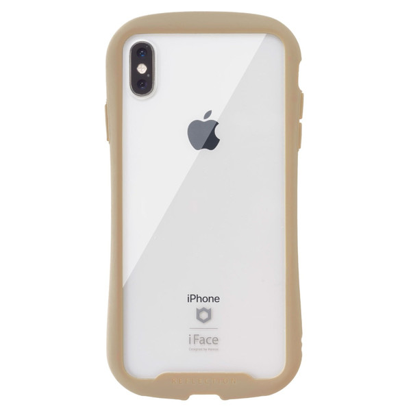 iface クリア 透明 アイフェイス クリア iPhone8 XS/X/XS Max/XR iphone7 ケース 強化ガラス 人気 Reflection|keitai|30
