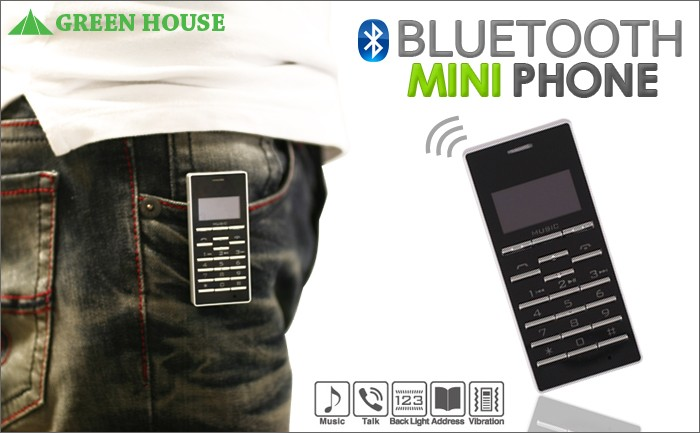 Bluetooth ブルートゥース ミニフォン