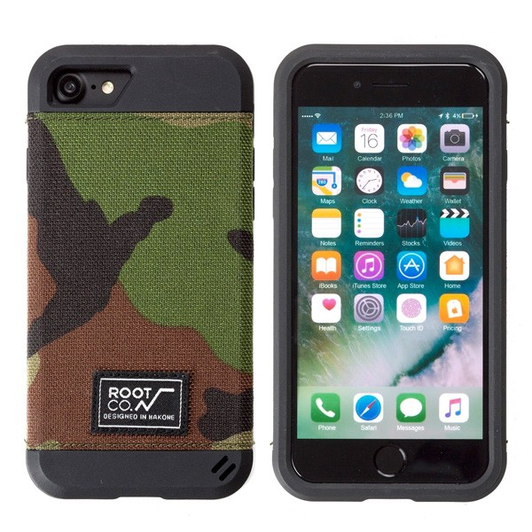 ROOT Fabric Military Edition