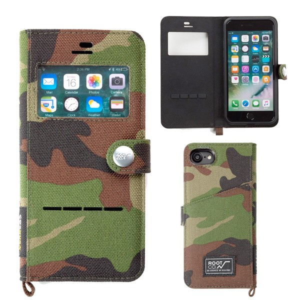 ROOT Diary Military Edition