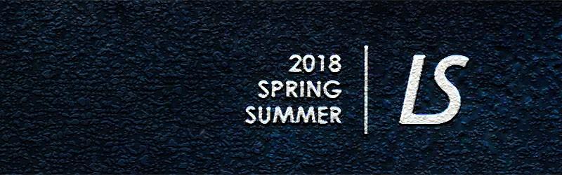 ルースイソンブラ2018年春夏アイテム