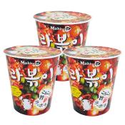 モッバン 旨辛ラッポキ 90g 3個 国産米100% kenbi-choice
