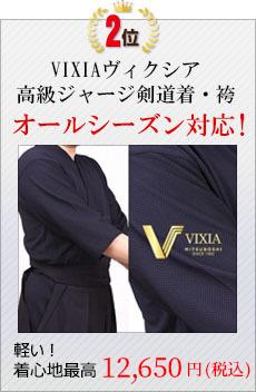 高級ジャージ道着袴「VIXIA」