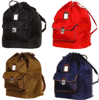 ファッションナイロンリュック・大人用(全4色)防具袋