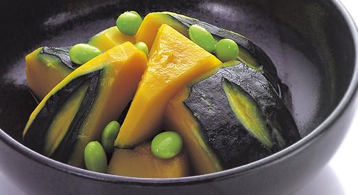 かぼちゃの煮つけ