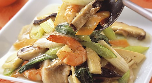 八宝菜レシピ