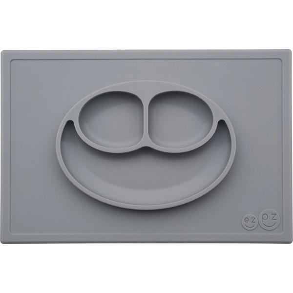 出産祝い ベビー食器 シリコン マット イージーピージー ezpz ハッピーマット Happy Mat シリコン製 食洗機 電子レンジ ベビー用品 プレゼント 正規品|kenkou-otetsudai|24