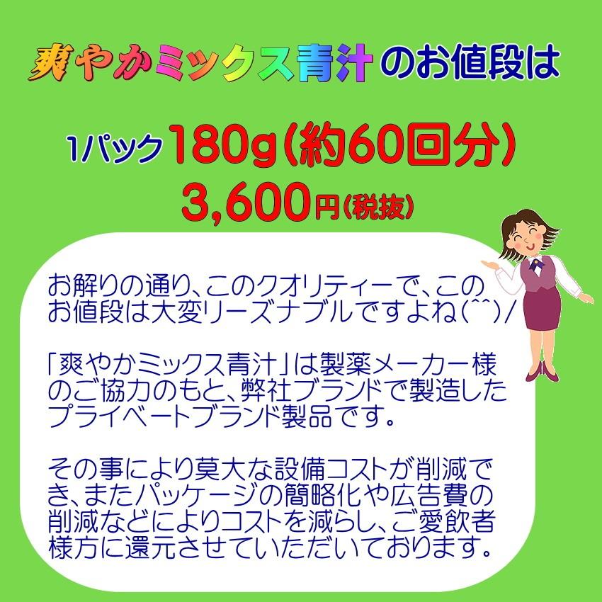 モリンガ コンブチャ 爽やかミックス青汁09