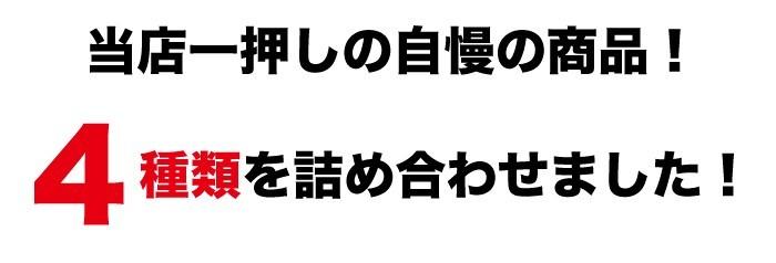 4色餃子セット 説明文