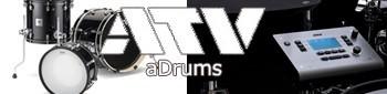 電子ドラム ATV aDrums